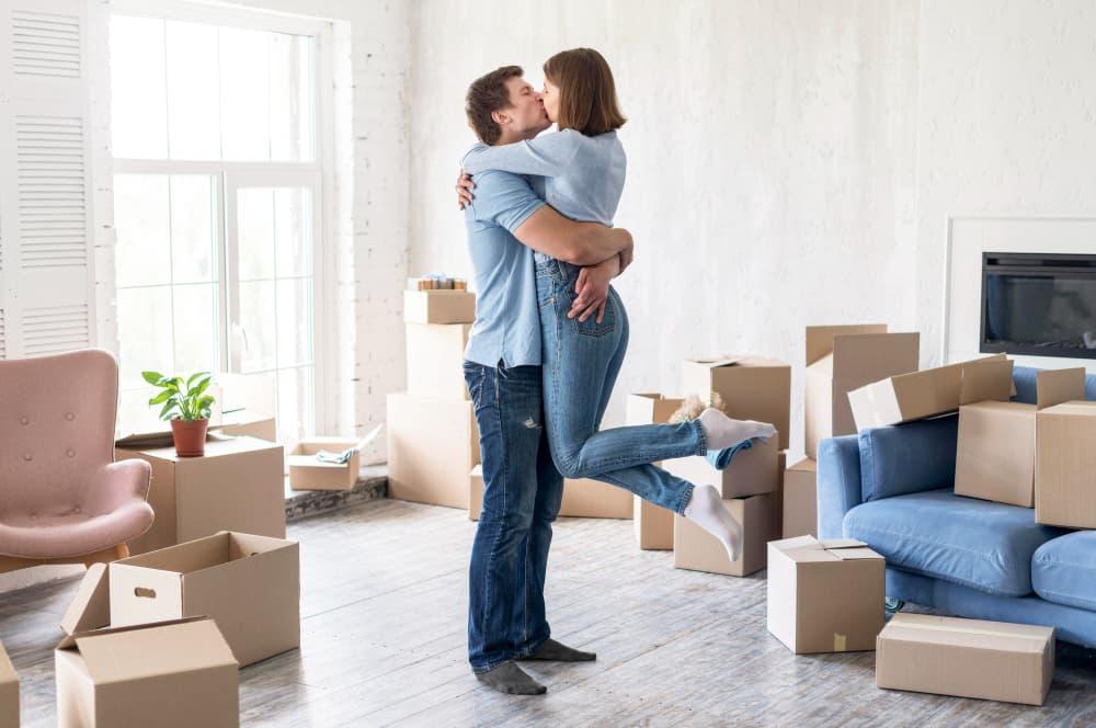 como preparar la llegada al nuevo hogar